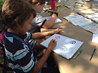 Ipad Summer Art Camp& spring art show 11