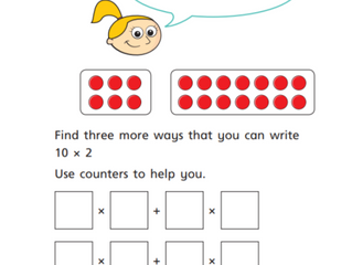 Year 4 Maths - Week Beginning 23rd November