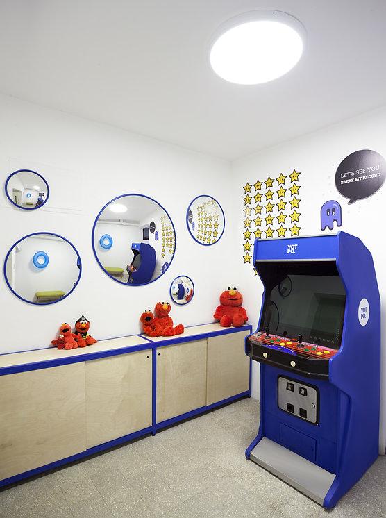 חדר משחקים משרד הייטק