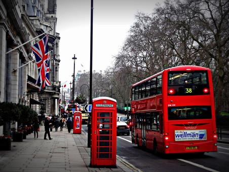 לונדון - לא רק למעצבים | חלק א'