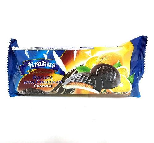 Krakus Chocolate Biscuits