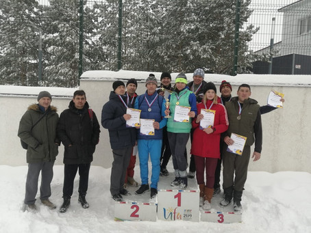 Завершились Турниры на кубок Федерации волейбола Республики Башкортостан по волейболу на снегу
