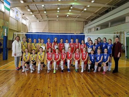 Завершился Кубок Республики Башкортостан по волейболу среди девушек 2007-2008 г.р.