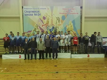 Завершился Кубок города Уфы 2019 года