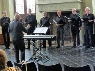Mooi optreden tijdens Nijmegen Klinkt