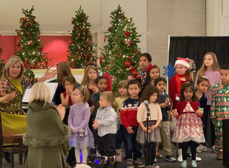 Holidays at Montessori