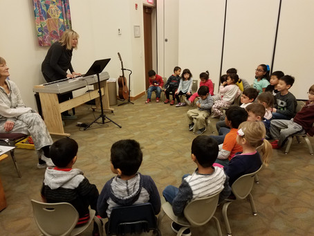 Why Music Movements are Vital for Children?