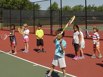 Vernon Hills Montessori school Tennis classes