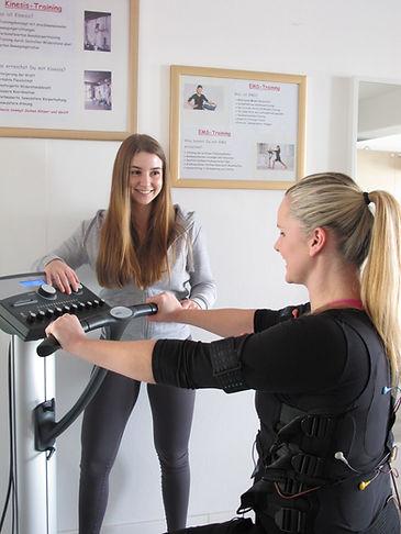 EMS Training Weilheim, Weilheim Fitnessstudio, Frauen Fitness Rosenhof