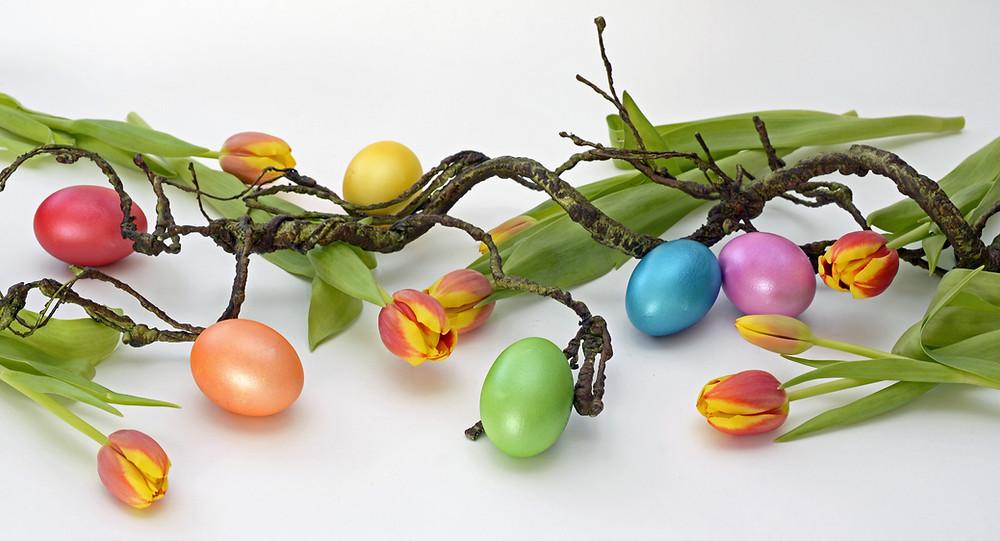 Šiemet Velykos švenčiamos kitaip