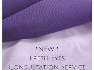 "Introducing...""Fresh Eyes""!"