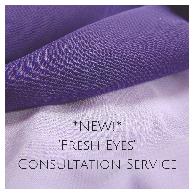 Fresh Eyes Service Graphic