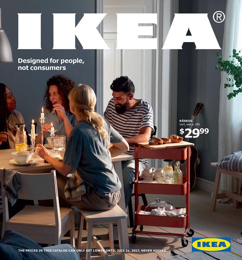 IKEA 2017 Catalog Cover