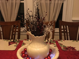 The 12 Days of Christmas Décor, Day 2: Reuse and Repurpose