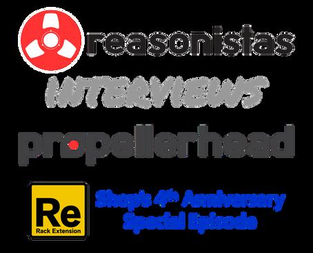 Reasonistas Interviews Propellerhead
