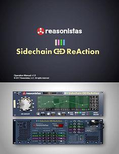 SideChain ReAction Operation Manual