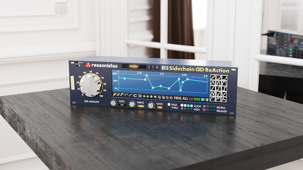 Reasonistas SideChain ReAction Enveloper