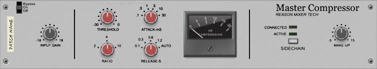 Master Bus Compressor