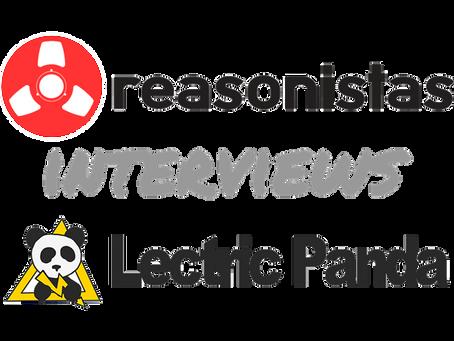 Reasonistas Interviews Lectric Panda