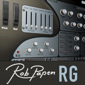 Rob Papen's RG-RE Song Challenge