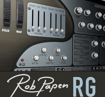 Rob Papen's RG-RE Song Challenge | The Winners