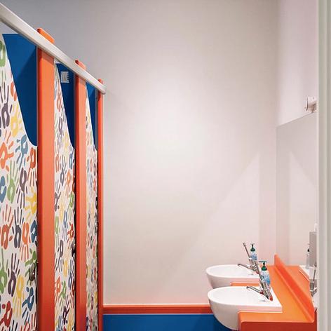 Little Keys Nursery Toilets