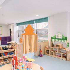 Little Keys Nursery Play Area