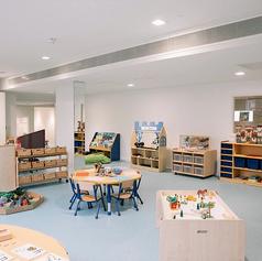 Little Keys Nursery Inside