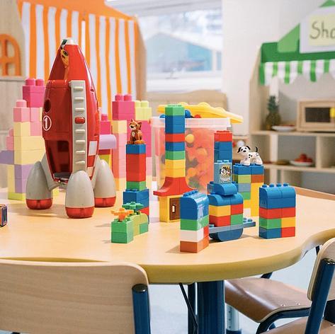 Little Keys Nursery Lego
