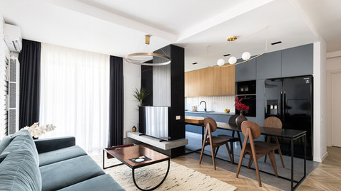 Earthly Apartment