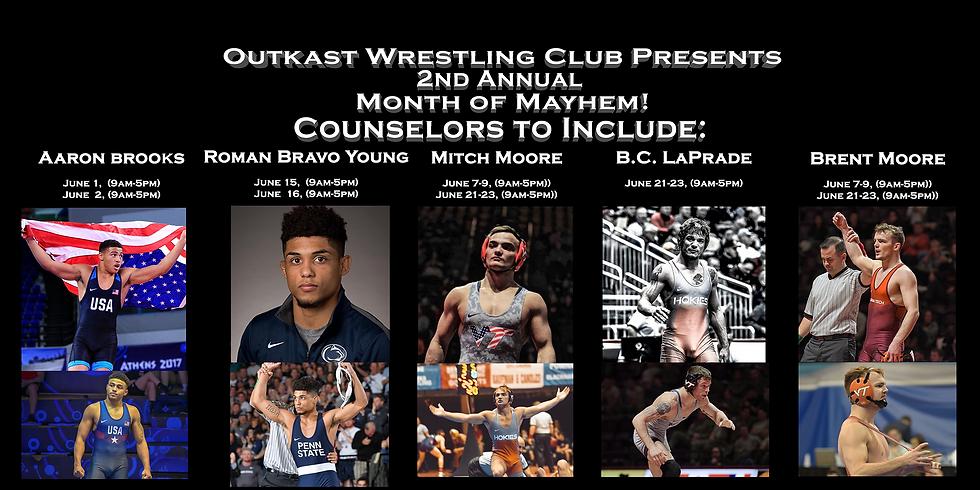 Month of Mayhem