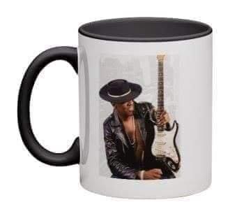 Carvin Jones Coffee Mug