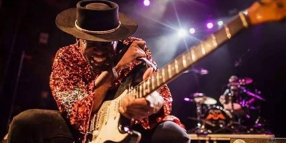 Carvin Jones @ The Plaza Theatre