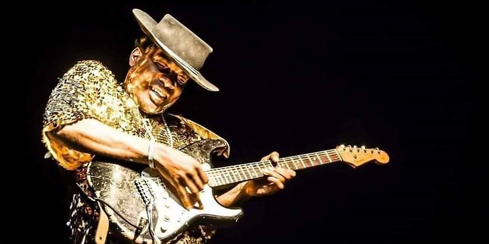 Carvin Jones @ Pines Theatre