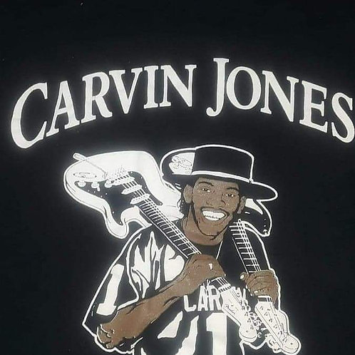 Carvin Jones Retro T-Shirt - Unisex