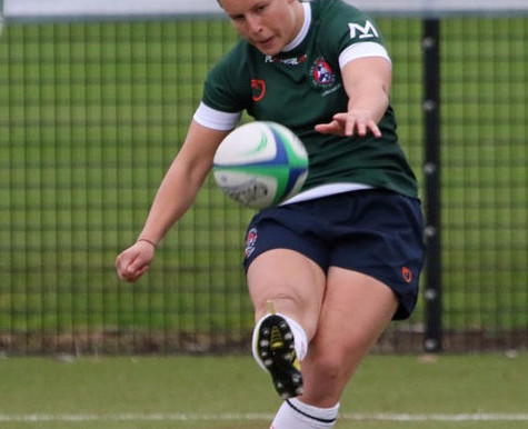 EULRFC PLAYER SARAH LAW GETS PROFESSIONAL RUGBY CONTRACT