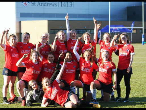 A Combined EULFRC and Napier Team are Crowned 10s Champions!