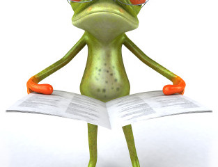 The Frog's degrees and qualifications