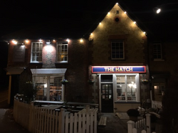 The Hatch by night