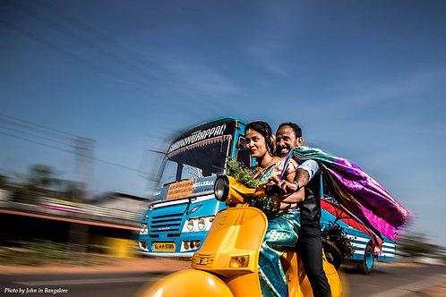 Bangalore Photographer: John
