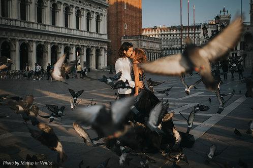 Venice Photographer: Matteo
