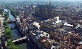 Ville de Metz, Ville jardin