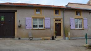 Gîte « Les Ticheresses » (Gîte de France)