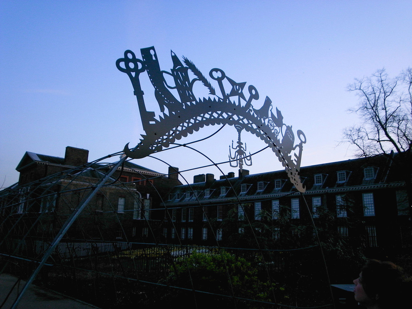Sunken Gardens/Kensigton Palace
