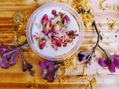 Rose Scented Soy Wax Melt