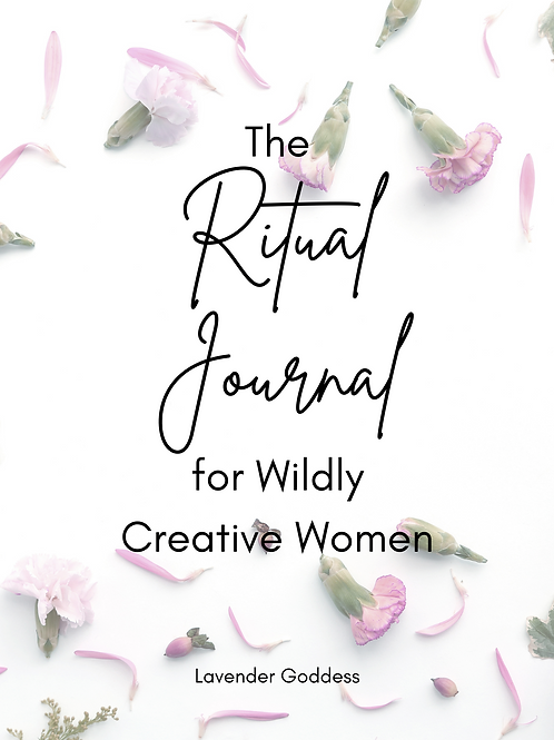31Day Ritual For the Wildly Creative Woman