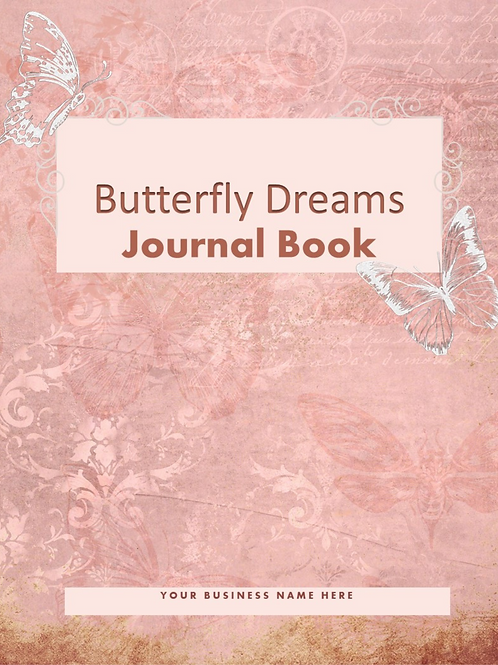 Butterfly Dream Planner