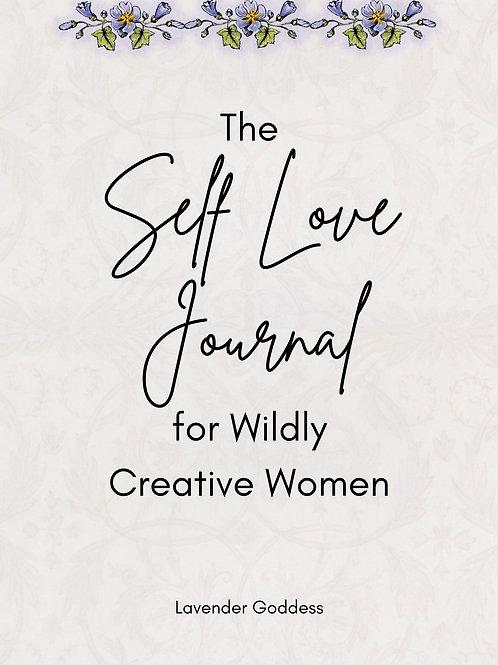Lavender Self Love Journal