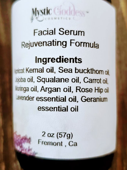 2 oz Rejuvenating Face Serum