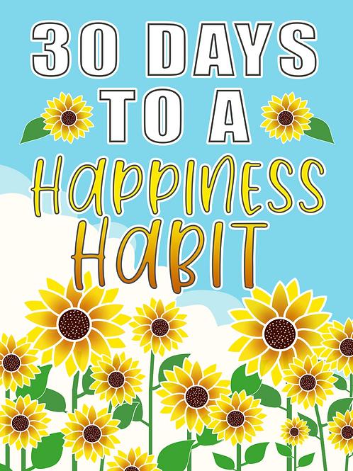 Happiness Habit Journal